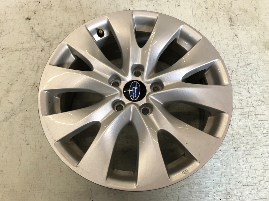 "17/""X7/"" SUBARU LEGACY 2015-2017 2018 OEM Factory Original Alloy Wheel Rim"